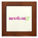 macwells.com Framed Tile