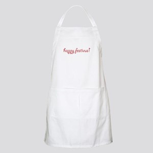 happy FESTIVUS™ BBQ Apron
