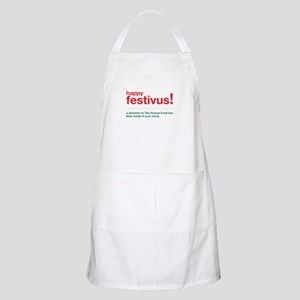 happy FESTIVUS™ fund BBQ Apron