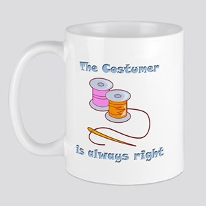 Costumer Thread Mug