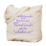 GIRLFRIENDS Tote Bag