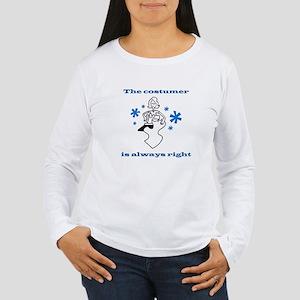 Costumer Sewing Women's Long Sleeve T-Shirt