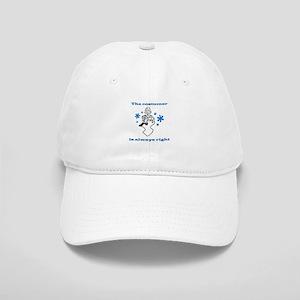 Costumer Sewing Cap