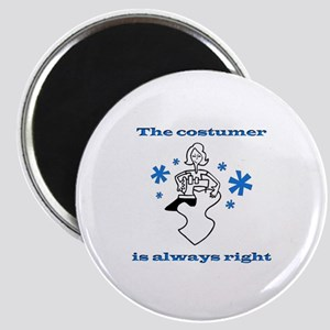 Costumer Sewing Magnet