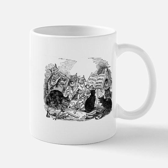 Cat Orchestra Mug