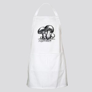 Mushrooms BBQ Apron