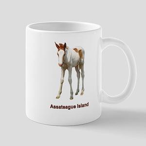 Assateague Island Foal Mug