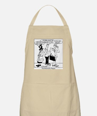 The Mnemonic Plague BBQ Apron