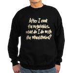 Cook Vegetables Sweatshirt (dark)