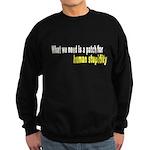 Patch Sweatshirt (dark)