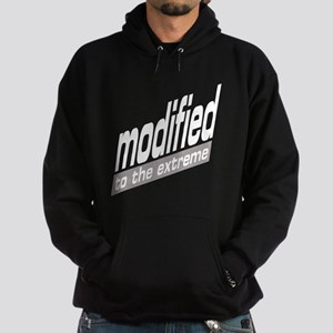 Modified To The Extreme Hoodie (dark)