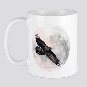 Flying Crow Mug