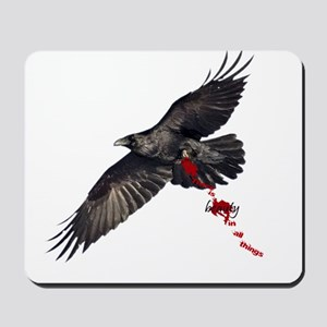 Crow's Beauty Mousepad