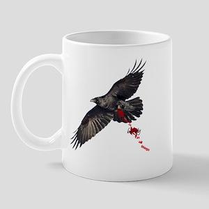 Crow's Beauty Mug