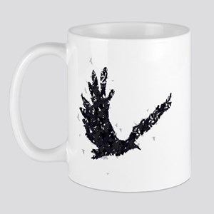 Flying CROW collage Mug