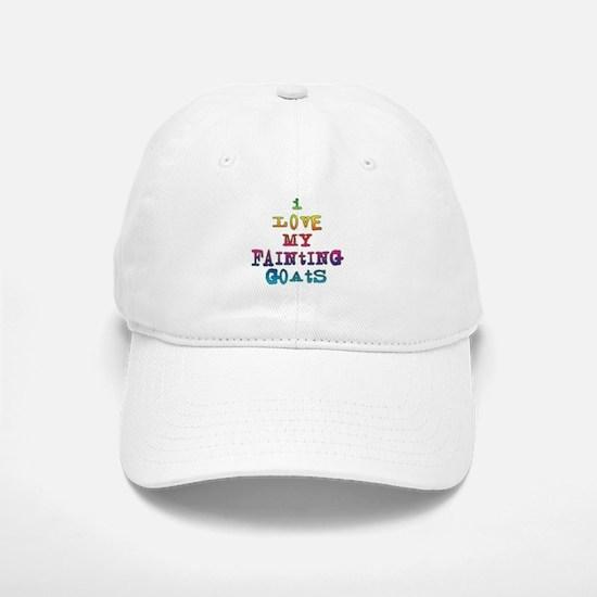 Fainting Baseball Baseball Cap