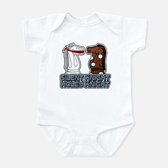 Silent Knight Holey Knight Infant Bodysuit