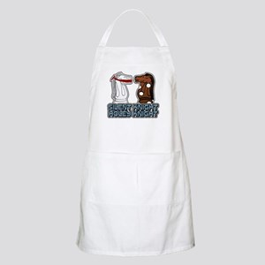 Silent Knight Holey Knight Apron