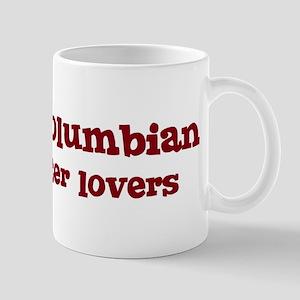 British Columbian Make Better Mug