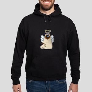 holy kitty (no txt) Hoodie (dark)