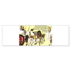 Eastern Thought: Confucius Bumper Bumper Sticker