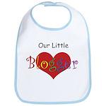 Our Little Blogger Bib