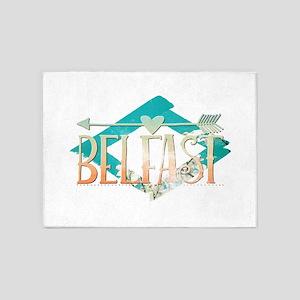 Belfast 5'x7'Area Rug