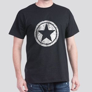 Grunge Star Dark T-Shirt