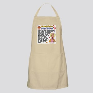 Twisted Sister Chicklist #3 BBQ Apron