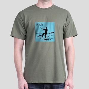 iFish Dark T-Shirt