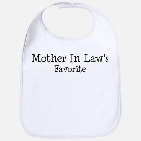 Mother In Law is my favorit Bib
