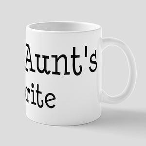 Great Aunt is my favorite Mug