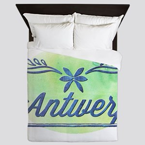Antwerp Queen Duvet