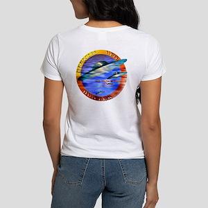 Official UFO Hunter Color Women's T-Shirt