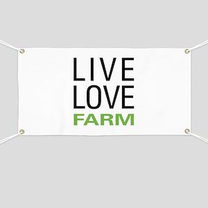 Live Love Farm Banner