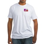 For the LOVE of DANCE Fitted T-Shirt