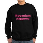 The Meconium Sweatshirt (dark)