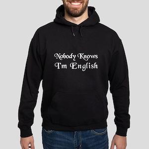 The English Hoodie (dark)