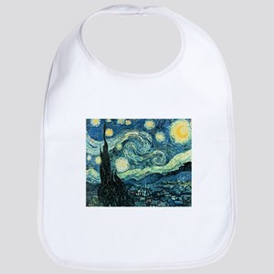 Starry Night Bib