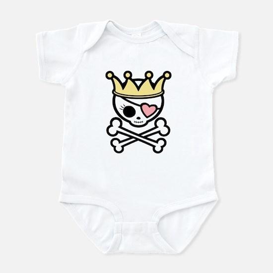 Molly Princess I Infant Bodysuit
