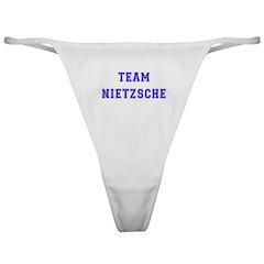 Team Nietzsche Classic Thong