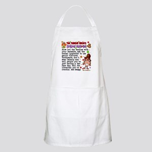 Twisted Sister Chicklist #8 BBQ Apron