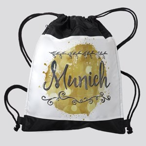Munich Drawstring Bag