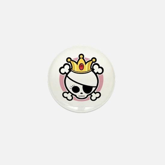 Molly Princess III Mini Button