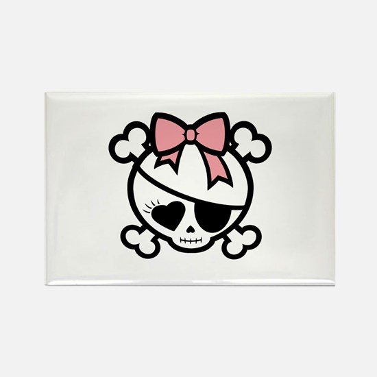 Molly Love Rectangle Magnet