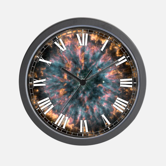 NGC 6751 Wall Clock