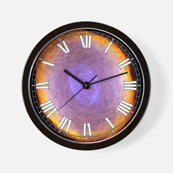 Spiro Nebula Wall Clock