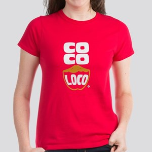 Coco Loco Women's Dark T-Shirt