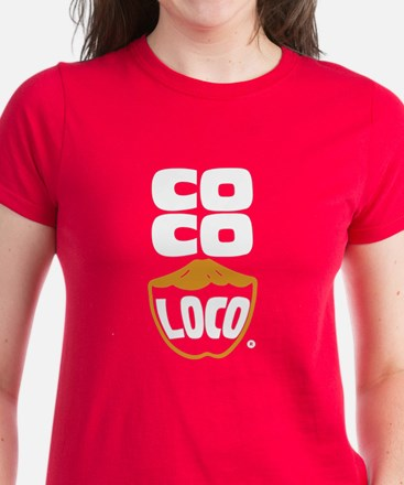 Coco Loco Women's Dark T-Shirt