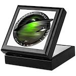 Official UFO Hunter Keepsake Box